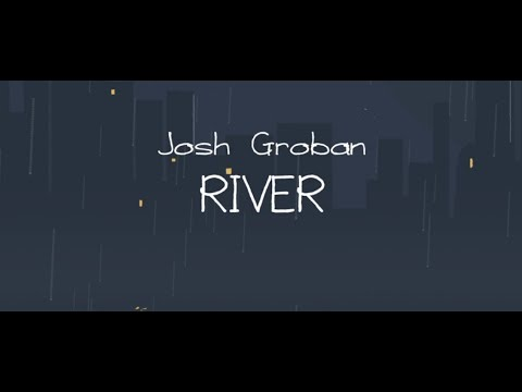 Watch: Josh Groban releases stirring lyric video for 'River'