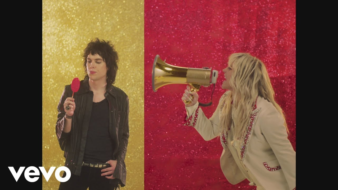 Watch: The Struts team up with Kesha for new 'Body Talks' video