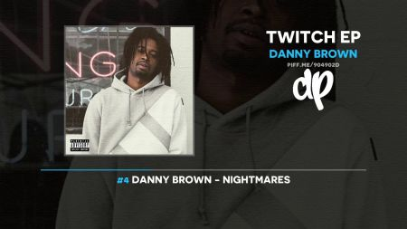 Listen: Danny Brown plays unreleased songs on Twitch