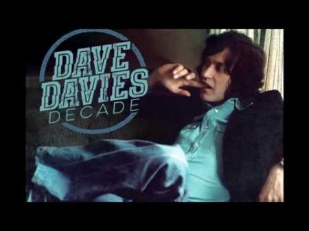 The Kinks co-founder Dave Davies releases archived 1970s songs in solo album 'Decade'
