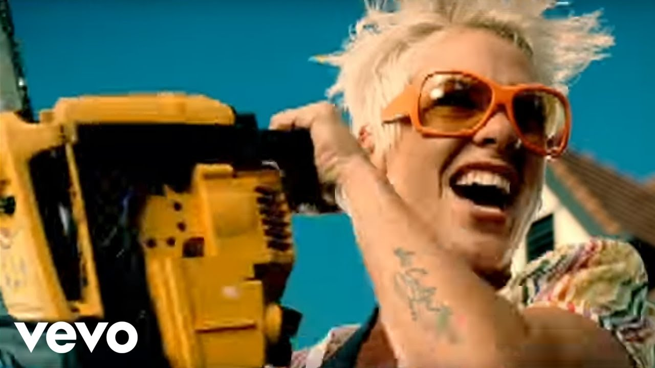 P!nk's 'Funhouse' turns 10 years old in 2018