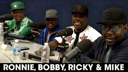RBRM: Ronnie, Bobby, Ricky & Mike going on U.S. tour after 'The Bobby Brown Story' miniseries