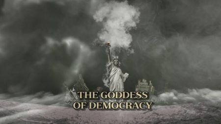 Video premiere: Billy Ray Cyrus' 'The Goddess of Democracy'