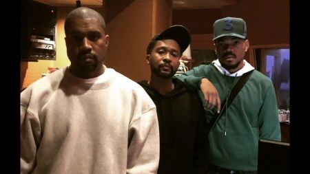 Kanye West and Chance the Rapper working together on new album