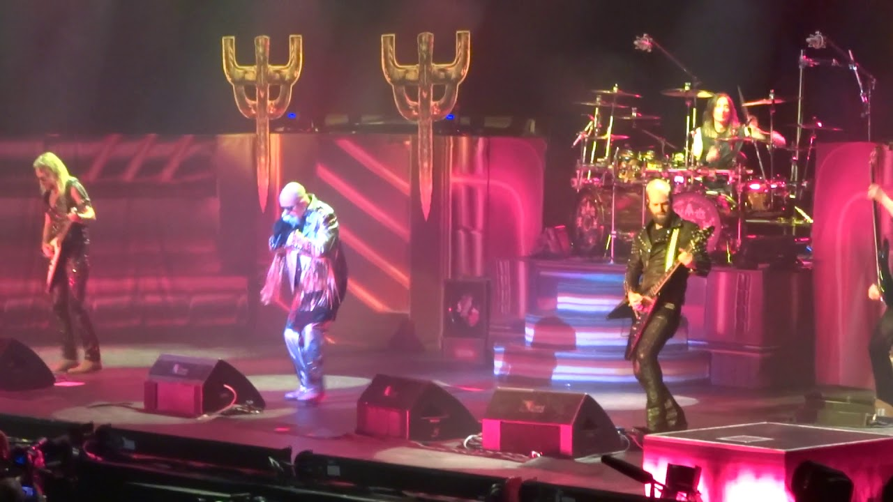 Watch: Judas Priest performs live rarity 'Delivering the Goods' in Montreal