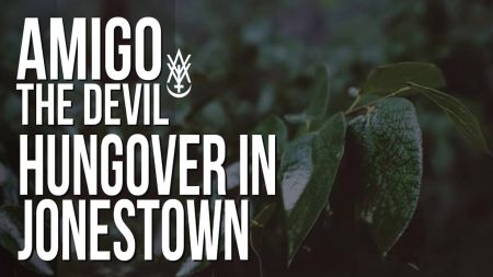 Amigo the Devil releases the haunting single 'Hungover in Jonestown'