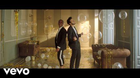 Alejandro Fernández and Sebastián Yatra team up in 'Contigo Siempre' music video
