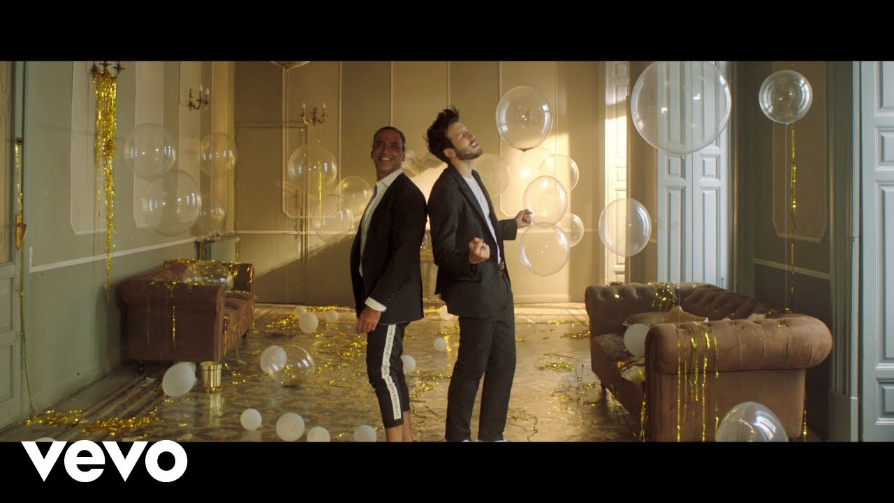 Alejandro Fernández and Sebastián Yatra team up in 'Contigo Siempre' music video
