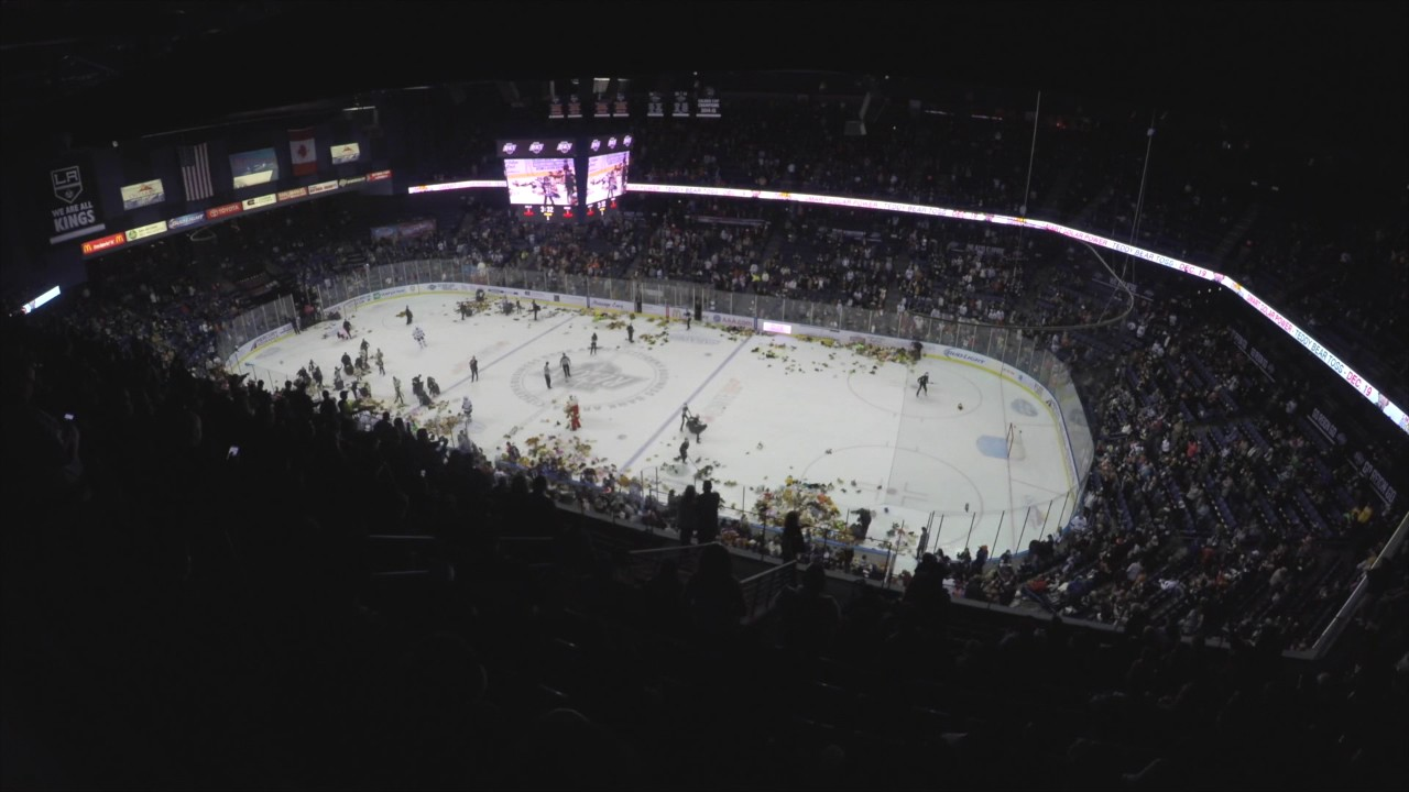 Ontario Reign announce 2018-19 promotional schedule