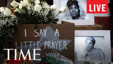 5 things you didn't know about Aretha Franklin's funeral