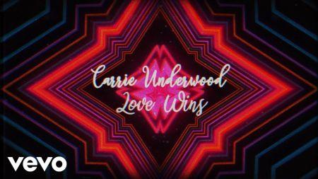 Listen: Carrie Underwood releases inspiring 'Love Wins'