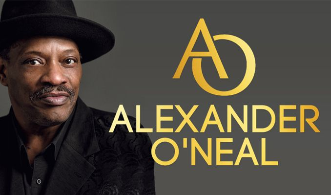 Alexander O'Neal tickets at Brentwood Leisure Centre in Essex