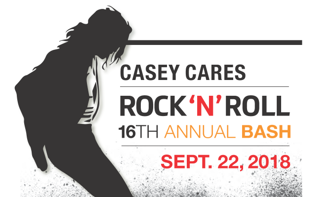 CASEY CARES 16TH ANNUAL ROCK 'N' ROLL BASH tickets at Rams Head Live! in Baltimore
