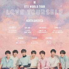 Bts Schedule Dates Events And Tickets Axs