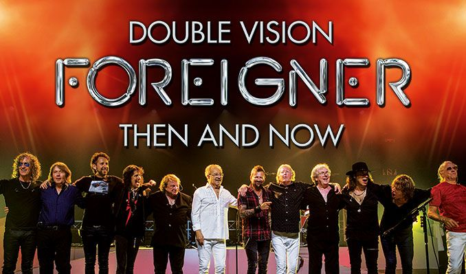 Foreigner Double Vision Tickets At Microsoft Theater In Los Angeles