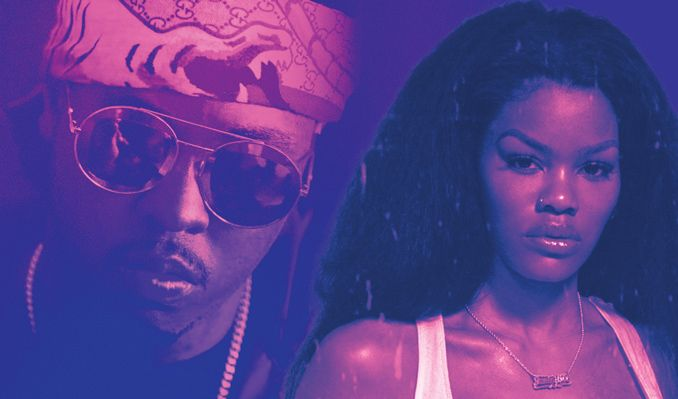Jeremih / Teyana Taylor tickets at Showbox SoDo in Seattle