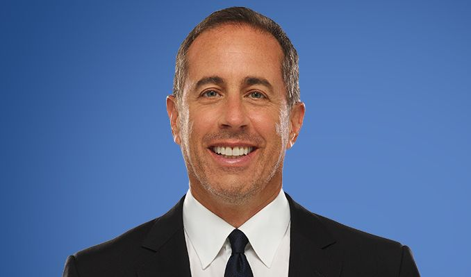 Jerry Seinfeld tickets at The Colosseum at Caesars Palace in Las Vegas