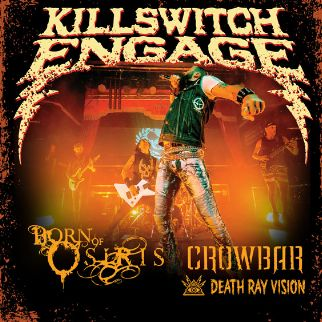 Killswitch engage starland ballroom m4hsunfo