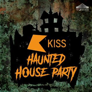 KISS Haunted House Party 2018
