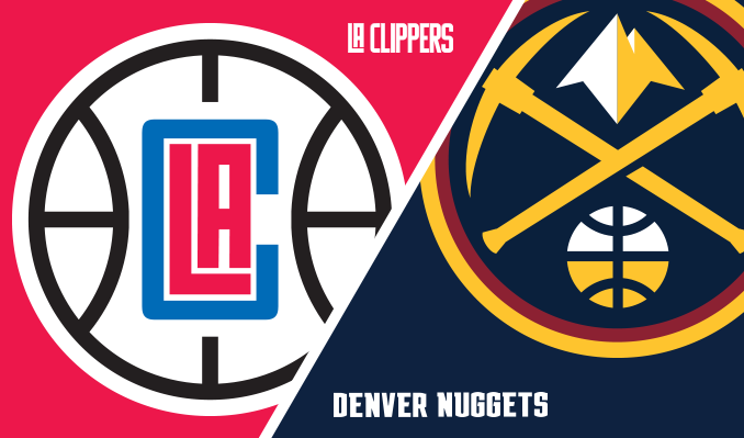 LA Clippers vs Denver Nuggets tickets at STAPLES Center in Los Angeles