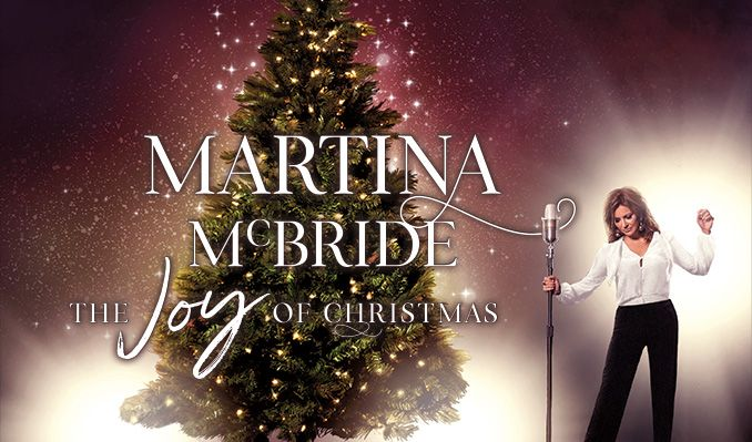martina mcbride joy of christmas tickets in dallas at majestic