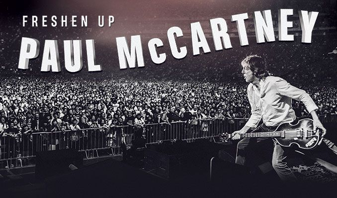 Paul McCartney tickets at PNC Arena in Raleigh