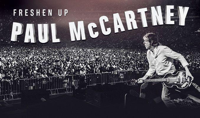 Paul McCartney tickets at Rupp Arena in Lexington