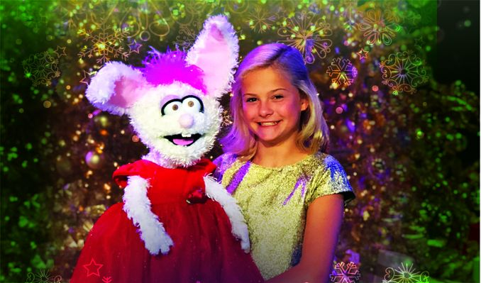Rocking Around the Christmas Tree with Darci Lynne and Friends tickets at City National Grove of Anaheim in Anaheim
