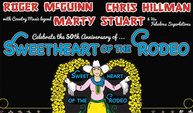 Sweetheart of the Rodeo tickets at Sandy Springs Performing Arts Center in Sandy Springs