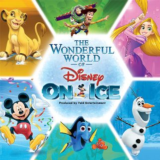 The Wonderful World of Disney On Ice!