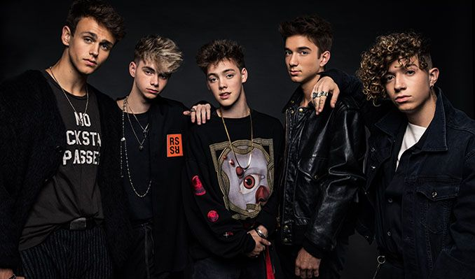 Why Don't We tickets at WaMu Theater in Seattle
