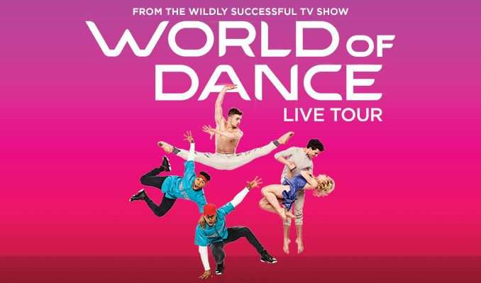 World of Dance Live! tickets at Balboa Theatre in San Diego