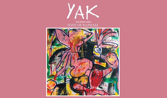 Yak tickets at Bethnal Green Working Men's Club in London