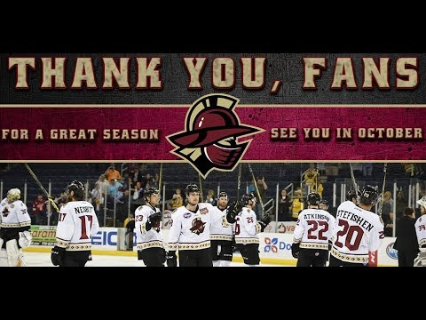 Atlanta Gladiators announce tickets, home game schedule for 2018-19 season