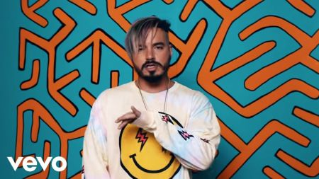 J Balvin bringing Vibras tour to Mandalay Bay Events Center