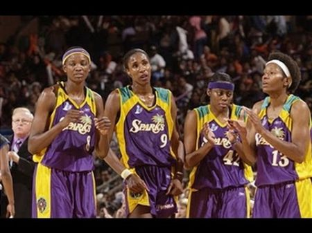 9 Best Moments in LA Sparks History