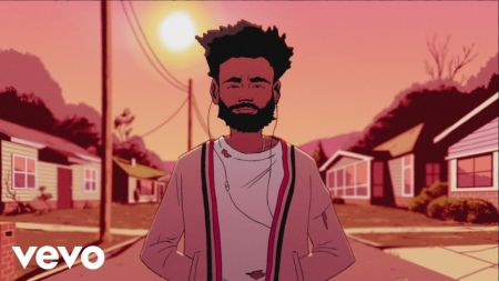 Watch: Childish Gambino strolls through animated suburbia in new video for 'Feels Like Summer'