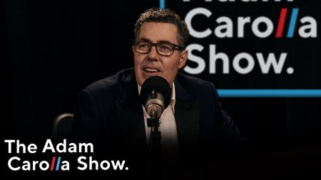5 reasons to see Adam Carolla live