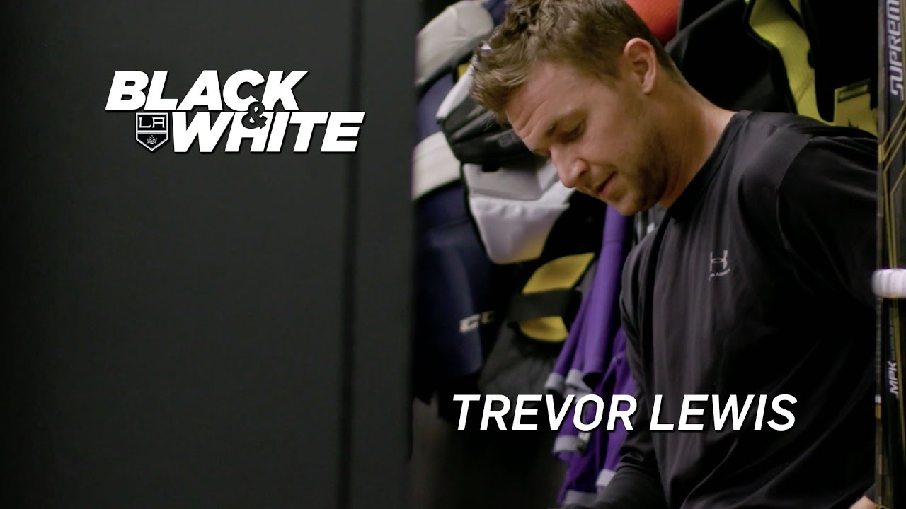 2018-19 LA Kings roster: Trevor Lewis profile - AXS