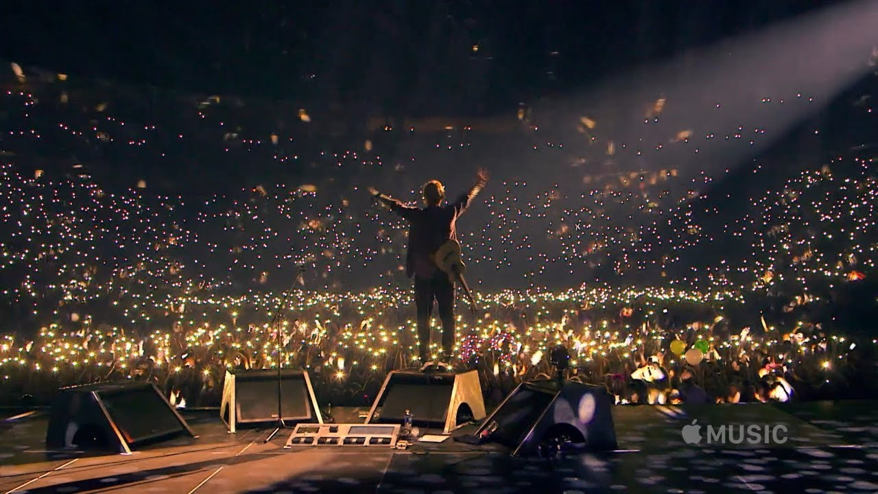 5 reasons to love the Ed Sheeran 'Songwriter' documentary by