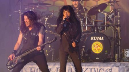 Anthrax's 30th anniversary reissue 'State of Euphoria' includes bonus tracks and studio outtakes
