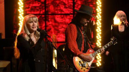 Watch: Fleetwood Mac rock 'The Chain' with new line up on The Ellen DeGeneres Show