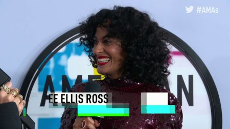 2018 American Music Awards: Tracee Ellis Ross returns as host