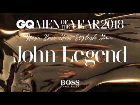 2018 GQ Men of the Year Awards: Johnny Marr, Dua Lipa, John Legend among winners