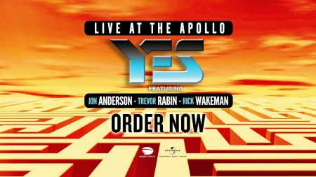 Anderson, Rabin & Wakeman shine on Yes 50th anniversary live DVD