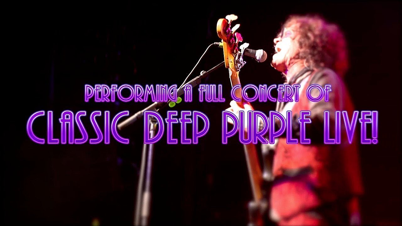 Glenn Hughes set to play Deep Purple classics on tour