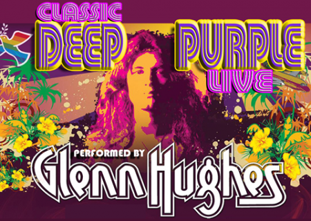 Glenn Hughes set to play Deep Purple classics on tour