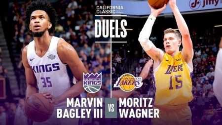 2018-19 LA Lakers roster: Moritz Wagner player profile