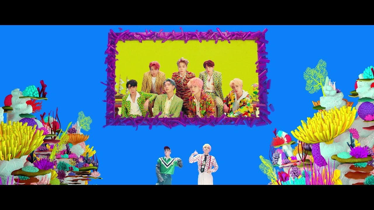 BTS and Nicki Minaj deliver alternative 'Idol' video, 'Idol' challenge begins