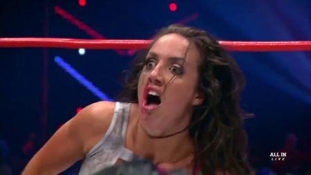 Tessa Blanchard becomes newest WOW-Women Of Wrestling Superhero